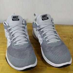 Nike training men's shoes